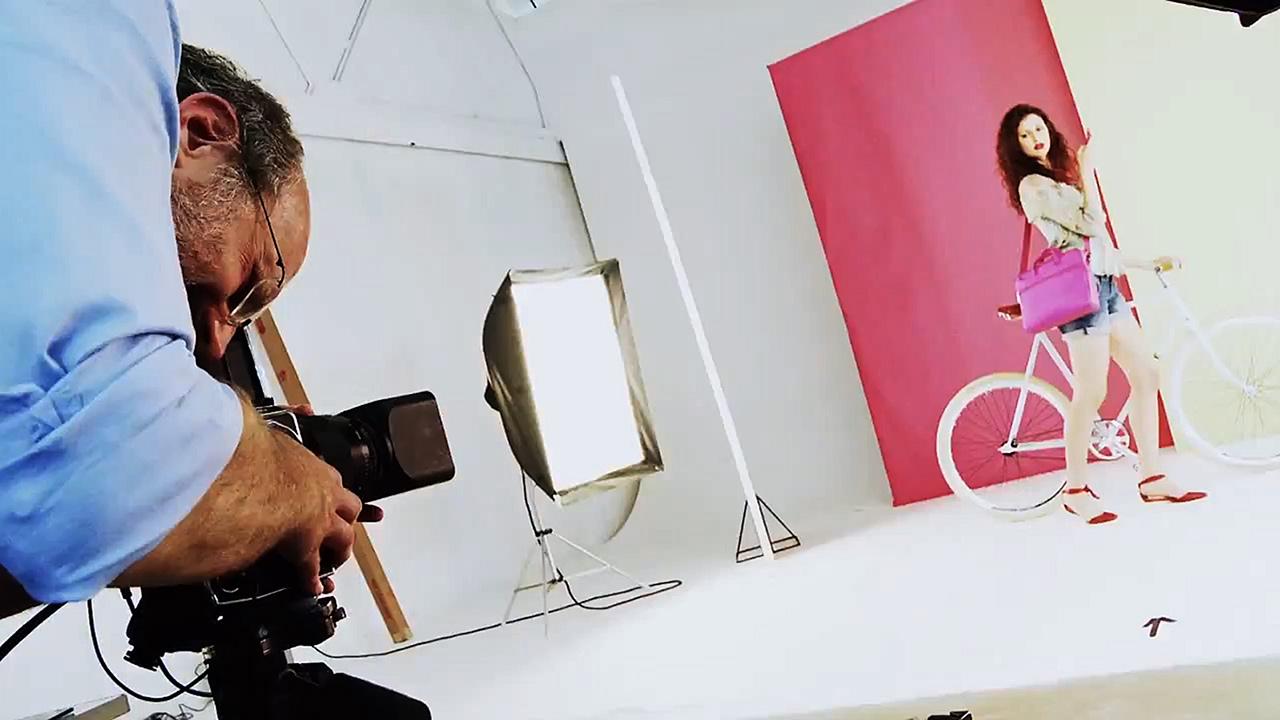 Tucano - Photo shooting backstage 2013 adv campaign
